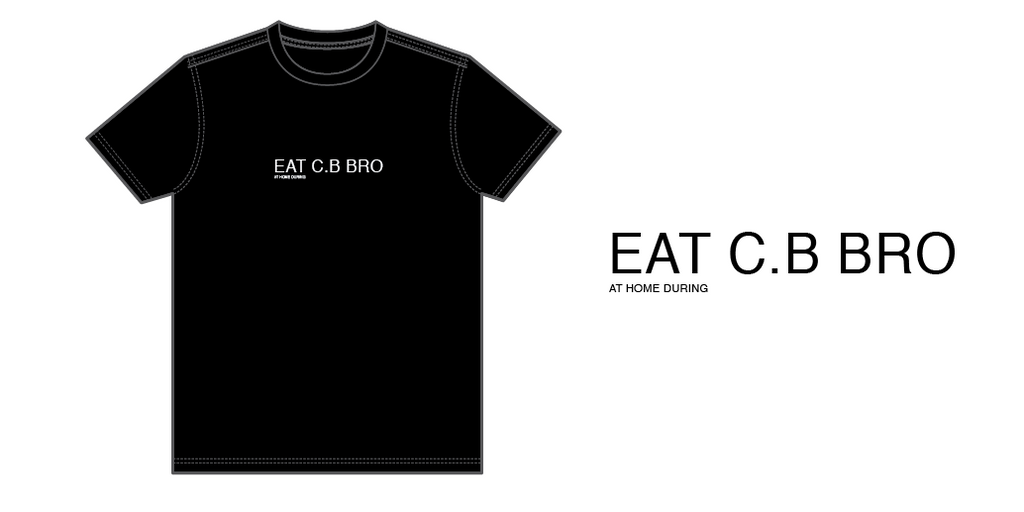 EAT CB  BRO Tee Shirt