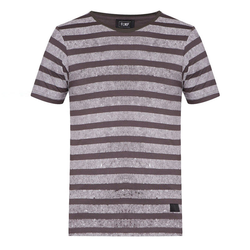 DESTRESS DARK GREY T-SHIRT