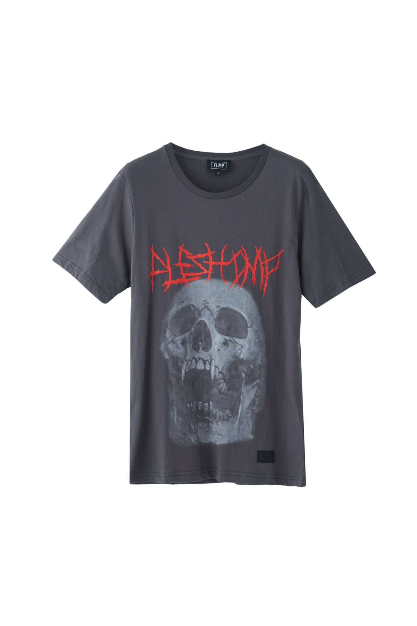 HORROR DARK GREY T-SHIRT