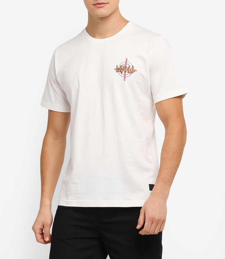 DEF WHITE TEE
