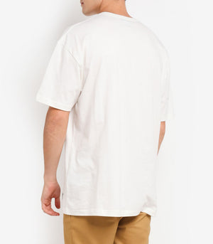 RIVET WHITE OVERSIZED T-SHIRT