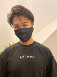 EAT BRO MASK
