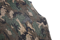 TAPE CAMO OVERSIZED T-SHIRT