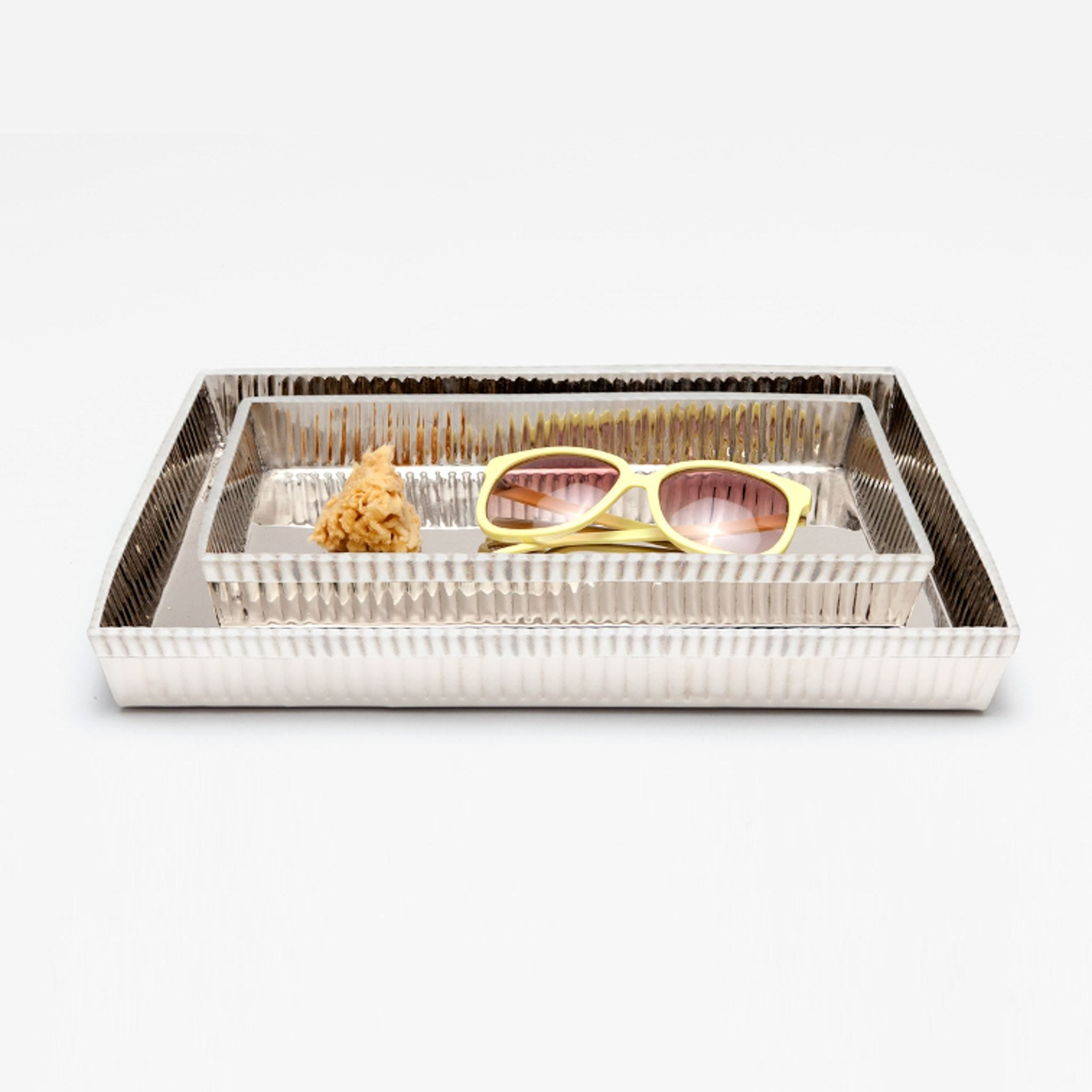 Taxco Vanity Tray Set