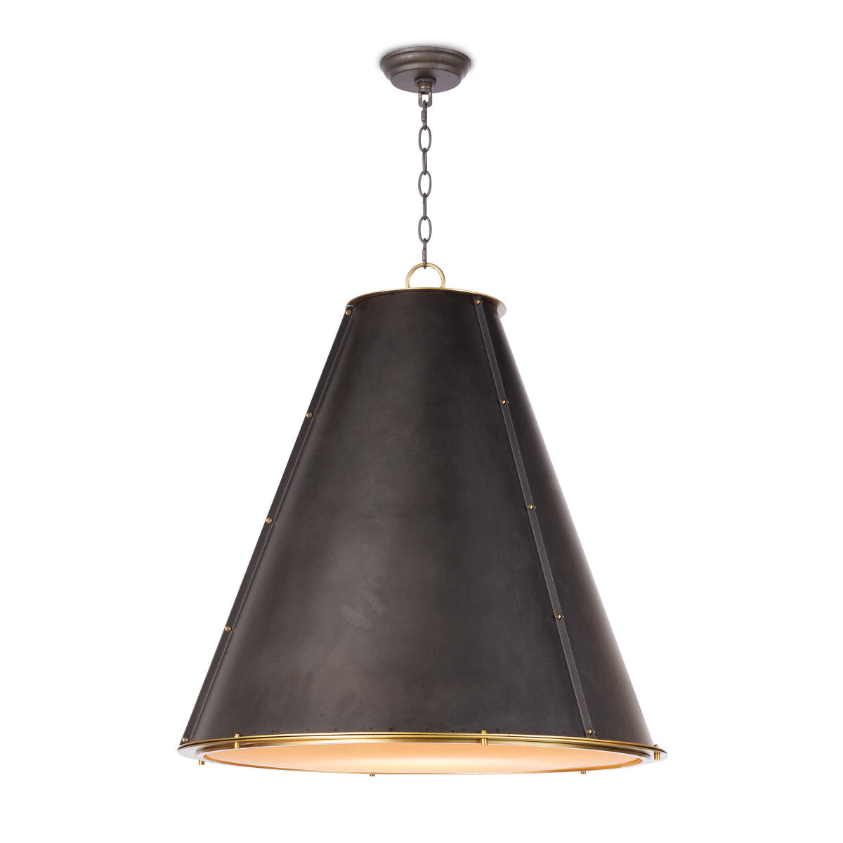 Lyon Chandelier Large (2 finishes)