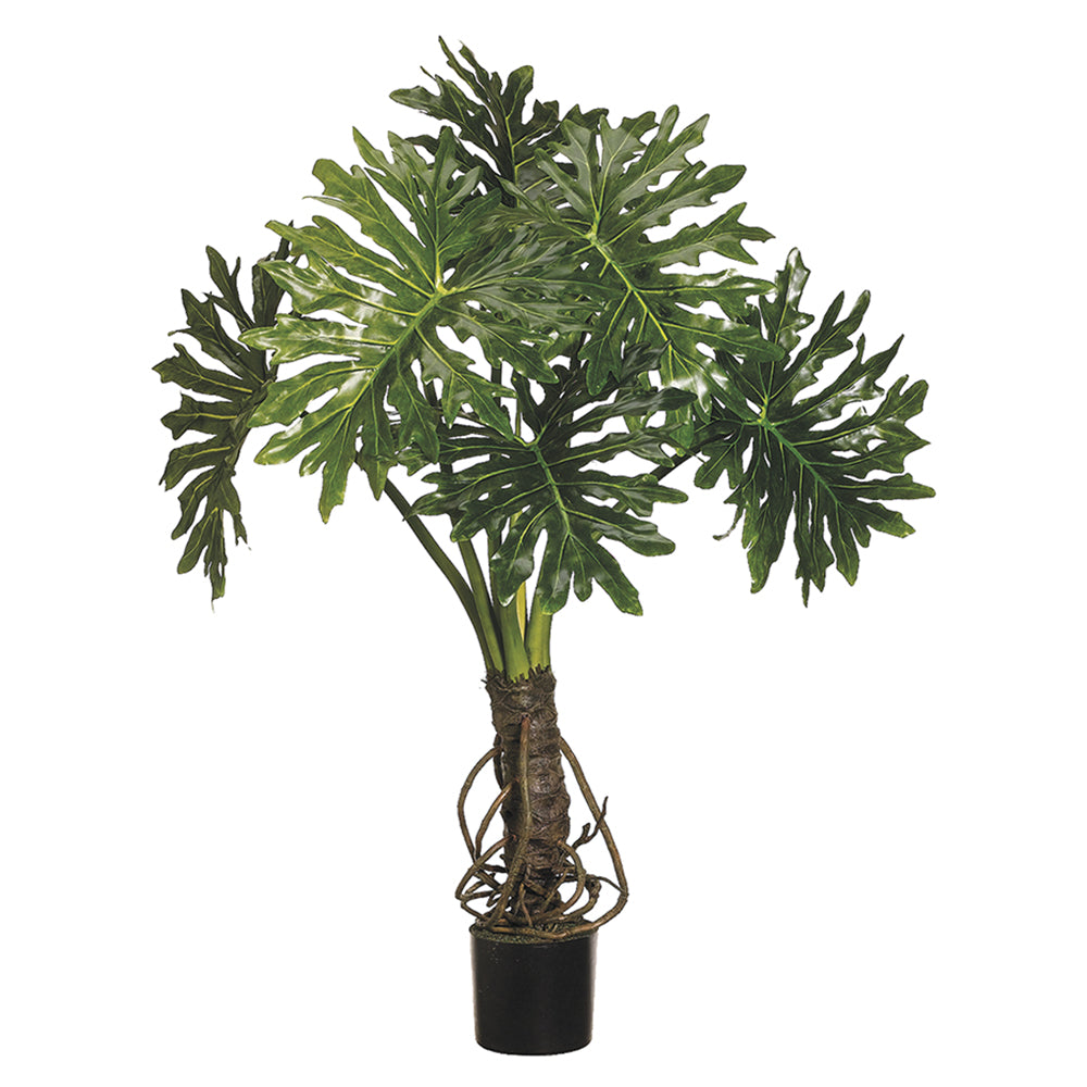 Philodendron Selloum artificial tree|Philodendron tree artificial|artificial Selloum trees