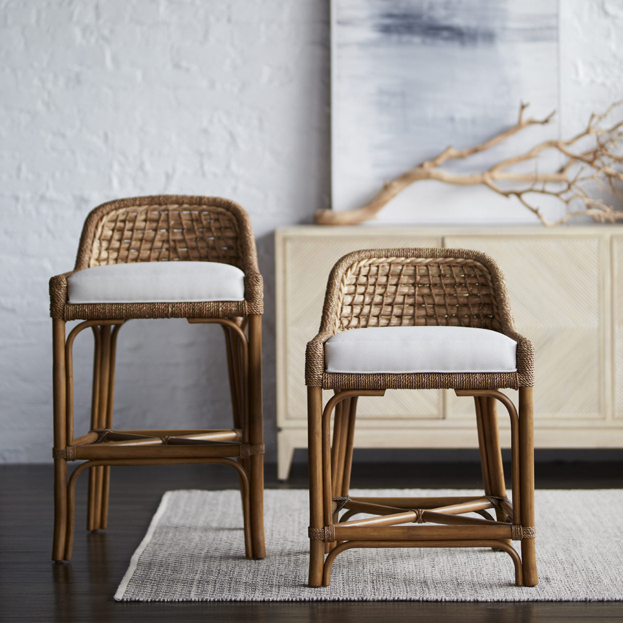 Tortuga Stool (Two Sizes)