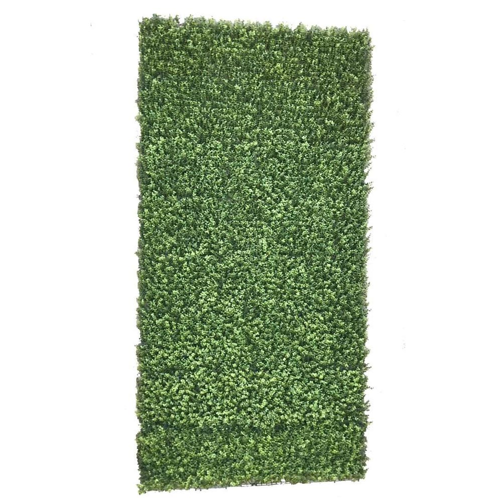 UV safe faux boxwood outdoor safe boxwood faux outdoor boxwood mat UV safe