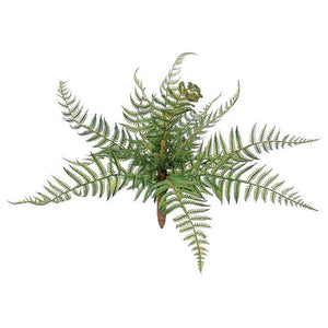 Faux forest fern artificial fern faux fern artificial forest fern