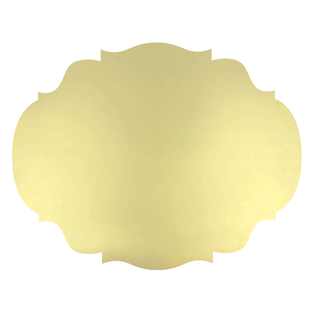 Gold Frame Placemat (12pk)