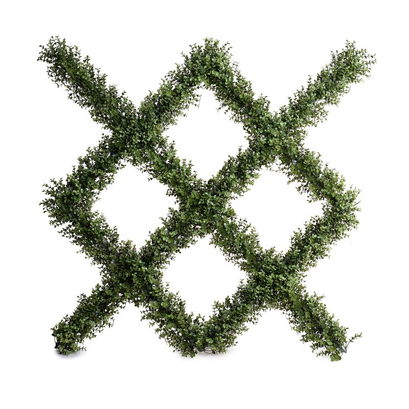 UV safe faux boxwood trellis outdoor safe boxwood faux outdoor boxwood UV safe