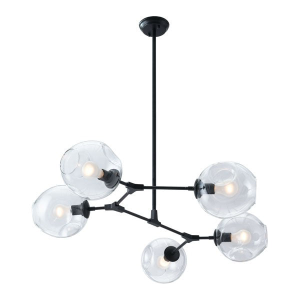 Odense Ceiling Lamp Black