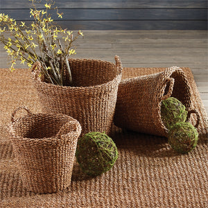 Lombok Tapered Seagrass Basket