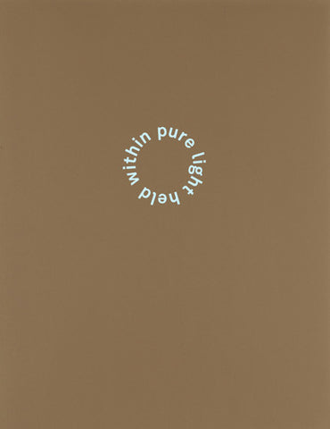 circle poem (pure light)