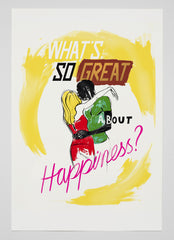 What's so great about happiness?