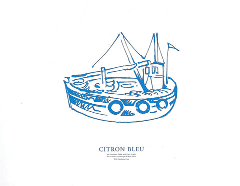 Citron Blue