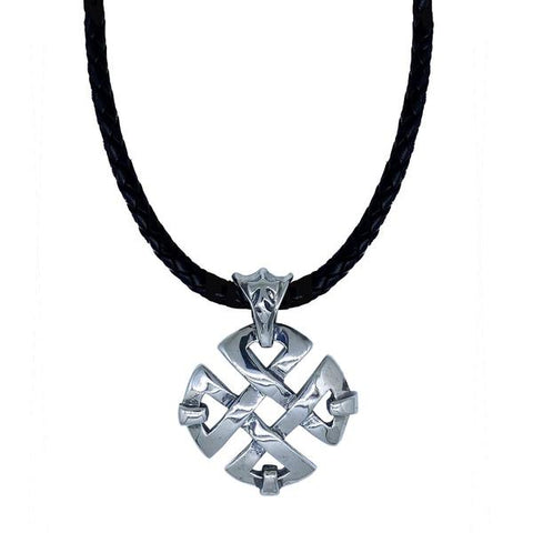 celtic knot jewelry necklace