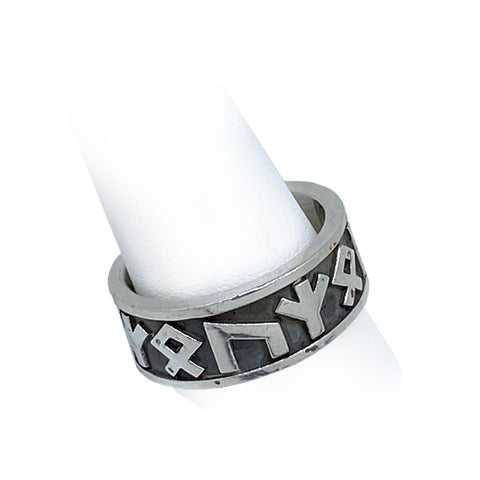 viking jewelry rune ring