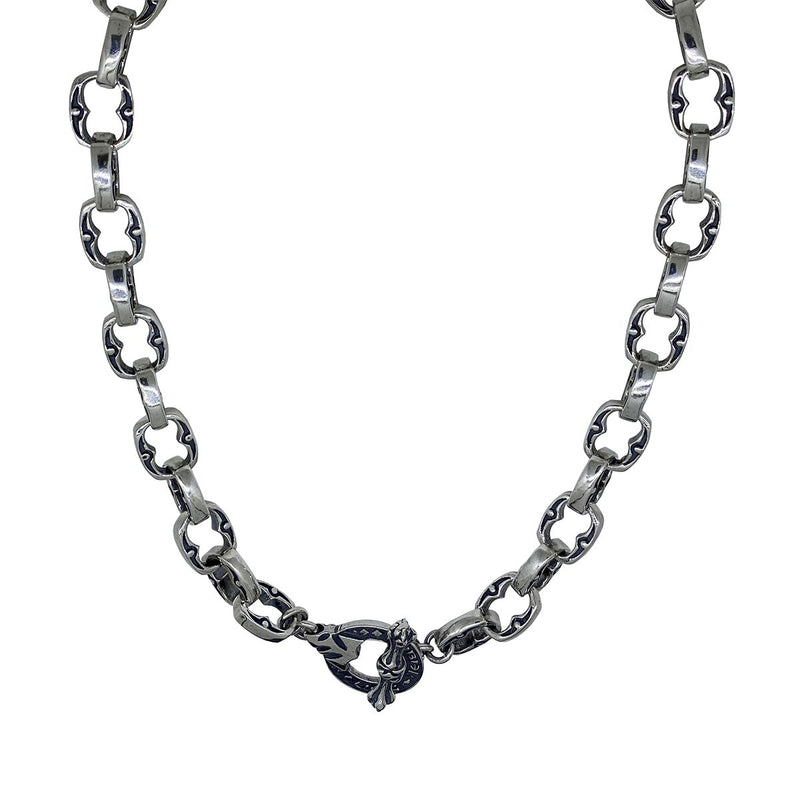 Large Medieval Chain Necklace