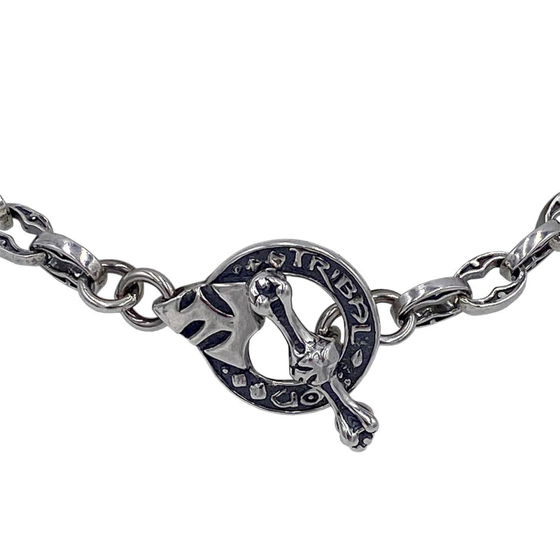 Anchor on Small Medieval Chain