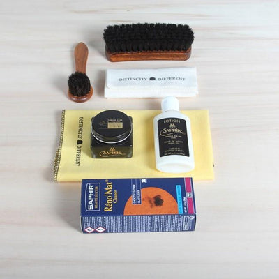 The ShoeCare-Shop - Cleaning Set, Expert, Onderhoud | NEW TAILOR Webshop