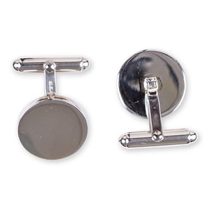 Cufflinks, Round - NEW TAILOR | Webshop