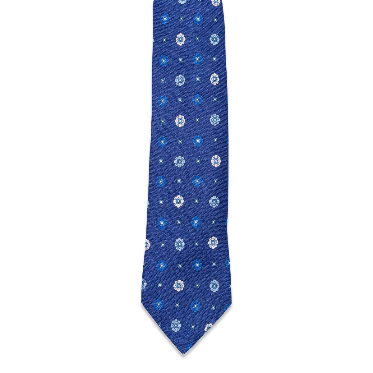 Drake's - Das, Blue Flowers, Dassen | NEW TAILOR Webshop