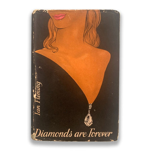 Ian Fleming - Diamonds Are Forever, Boeken | NEW TAILOR Webshop