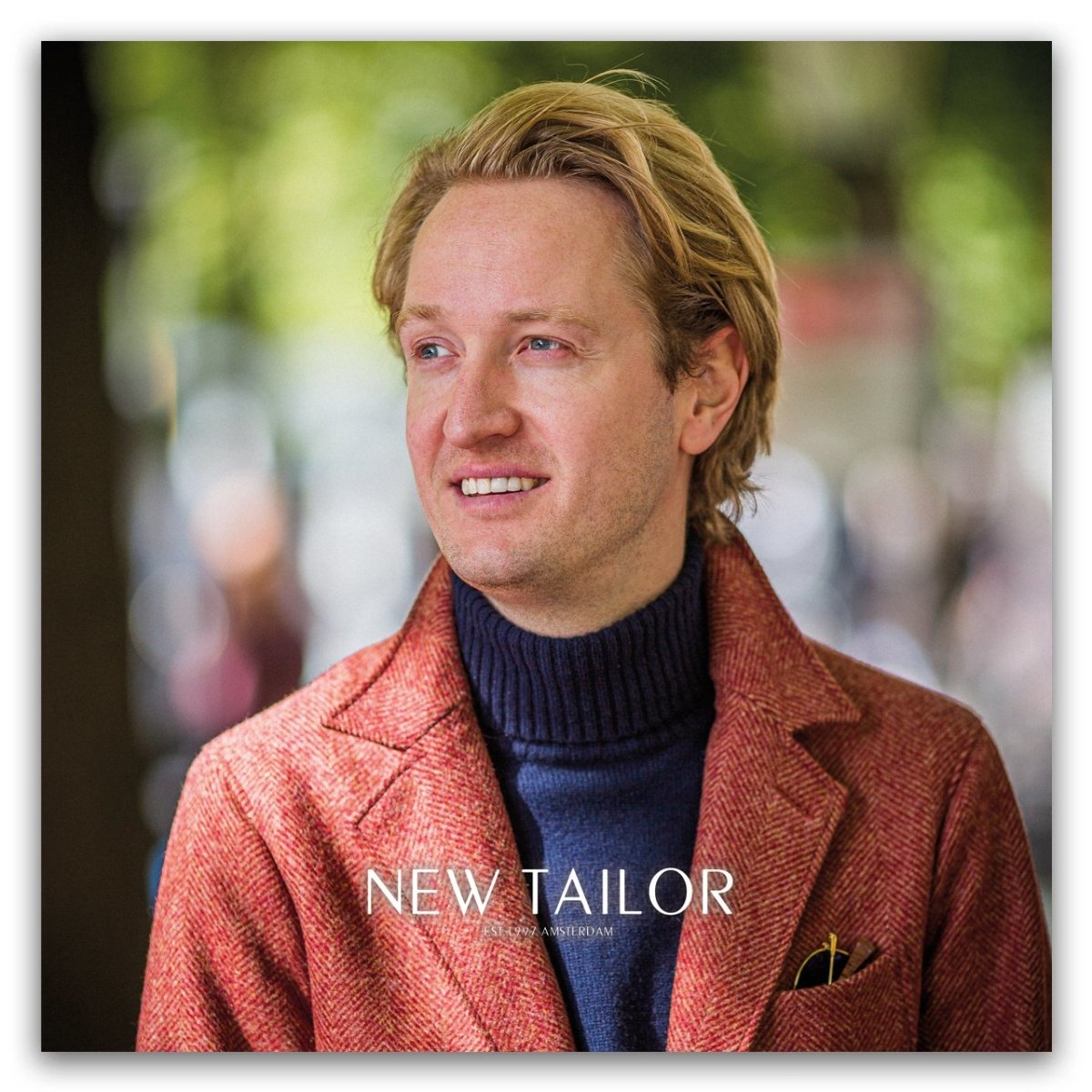 NEW TAILOR - Magazine, Herfst & Winter 2020, Boeken | NEW TAILOR Webshop