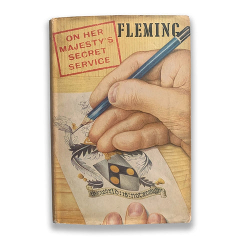 Ian Fleming - On Her Majesty's Secret Service, Boeken | NEW TAILOR Webshop