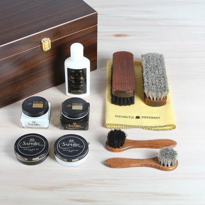 The ShoeCare-Shop - Schoenpoetskist Saphir Deluxe, Onderhoud | NEW TAILOR Webshop