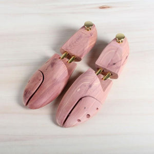 Sir Beecs - Shoe Trees, Cederwood, Onderhoud | NEW TAILOR Webshop