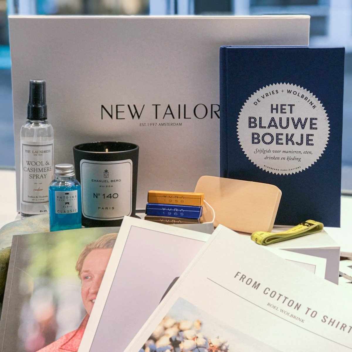 NEW TAILOR - The Gift Box, Cadeaubon | NEW TAILOR Webshop