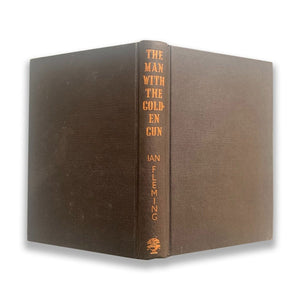 Ian Fleming - The Man With The Golden Gun, Boeken | NEW TAILOR Webshop