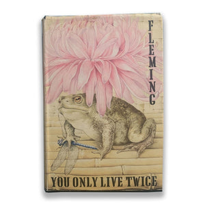 Ian Fleming - You Only Live Twice, Boeken | NEW TAILOR Webshop