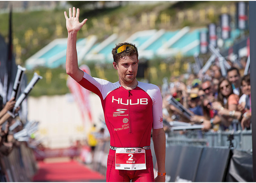 David McNamee Ironman Barcelona