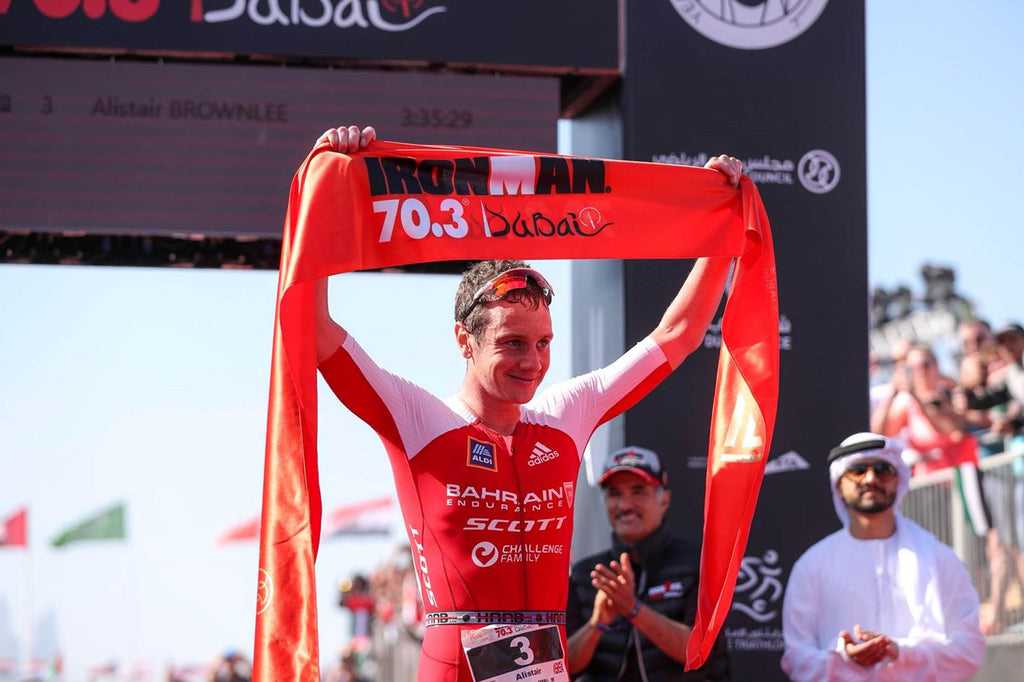 Alistair Brownlee Dubai Win