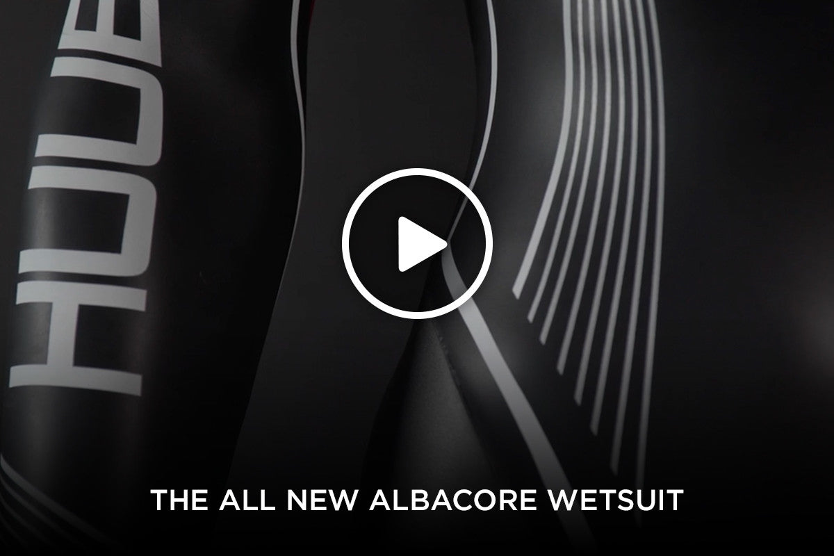 Albacore Wetsuit Product Video