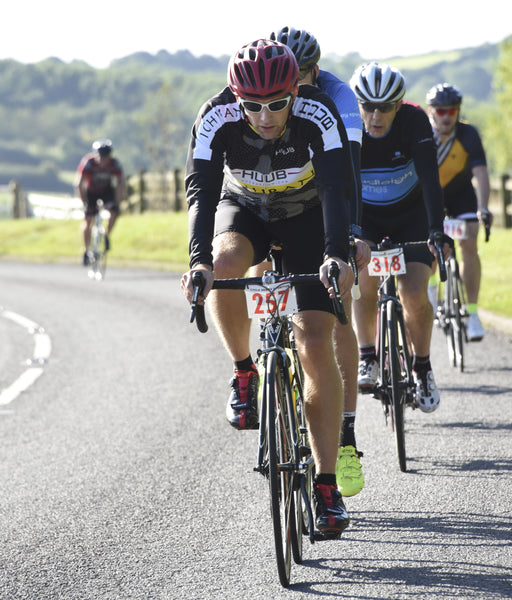 Credit: Sports Sunday Cyclists Turn Out In Force For North Derbyshire Challenge Sportive