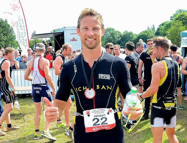 Road closures for Jenson Button Tri confirmed.