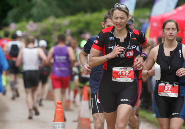 How to get into duathlon races