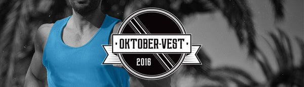 Take up the challenge with the first ever Oktober-Vest