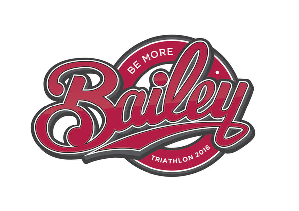 Join the Be More Bailey Triathlon Challenge