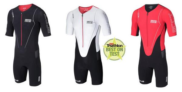 HUUB DS Long Course suit designed with the help of Dave Scott.