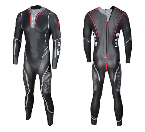 HUUB Aerious triathlon wetsuit is new for 2016