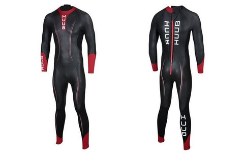 Introducing the HUUB Aperitif Triathlon Wetsuit