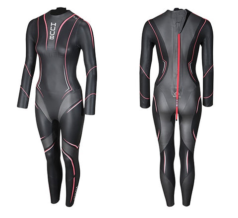 HUUB Atana triathlon wetsuit for women is new for 2016