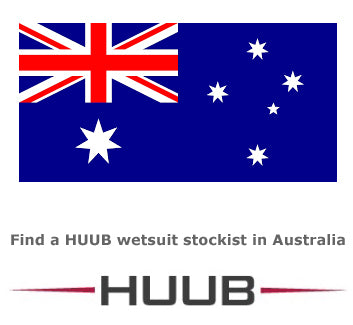 Find a HUUB wetsuit stockist in Australia