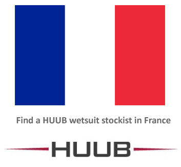 HUUB triathlon wetsuits and clothing suppliers in France