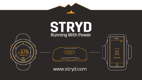 Stryd - Running With Power, the World's first power meter